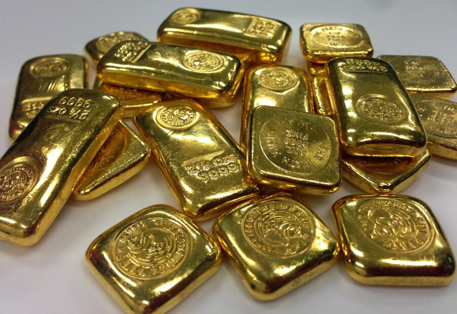 Как добывать золото с помощью растений?