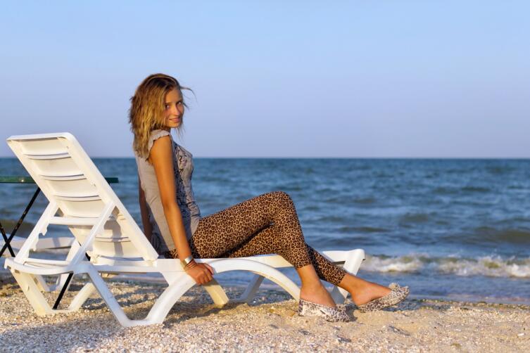 Леггинсы — верхняя одежда, альтернатива брюкам
