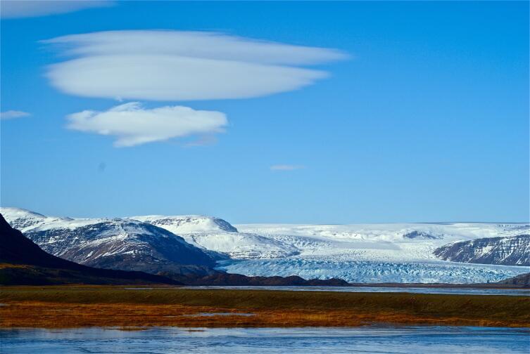 Ледник Ватнайекюдль