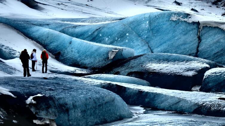 Ледник Ватнайекюдль (Vatnajökull)