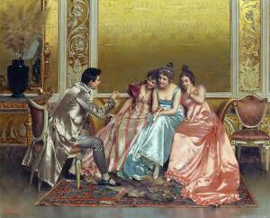 Над чем смеялись в XIX веке? О девочке Василии, воровстве и приключениях Гоголя
