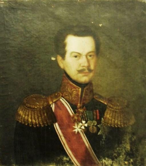 Неизвестный художник, «Михаил Петрович Бутурли́н»