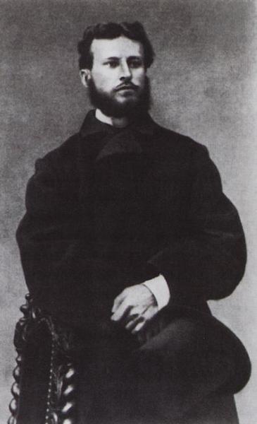 В. Верещагин во время первой поездки на Кавказ