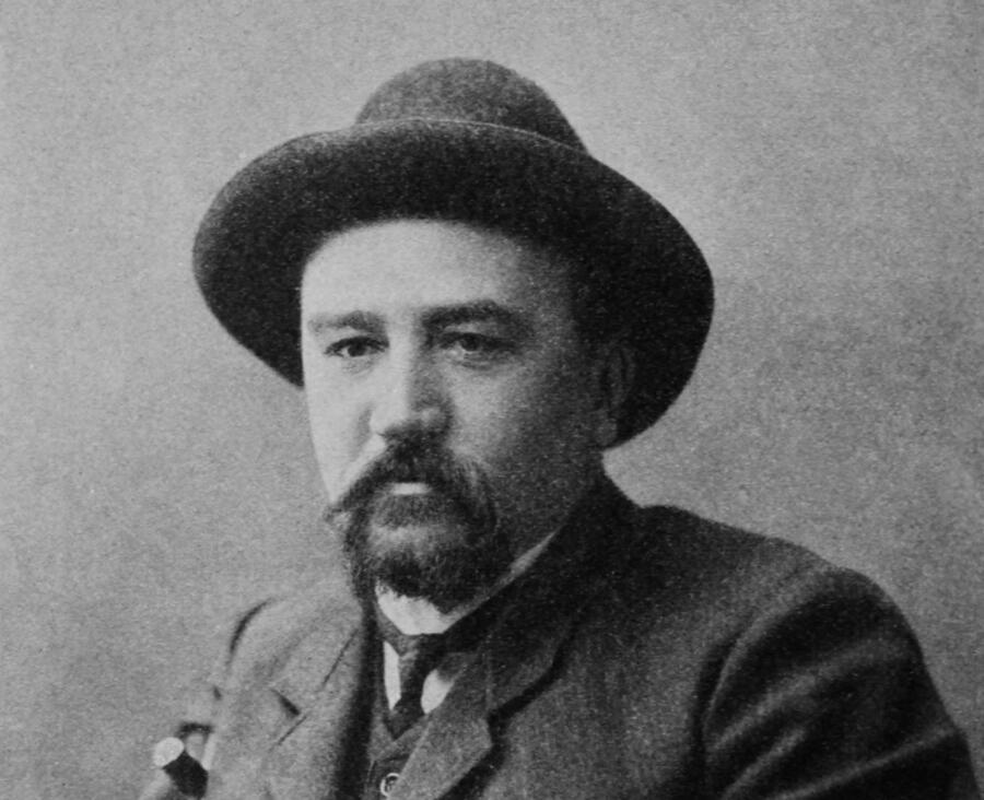 А. И. Куприн, 1912 г.