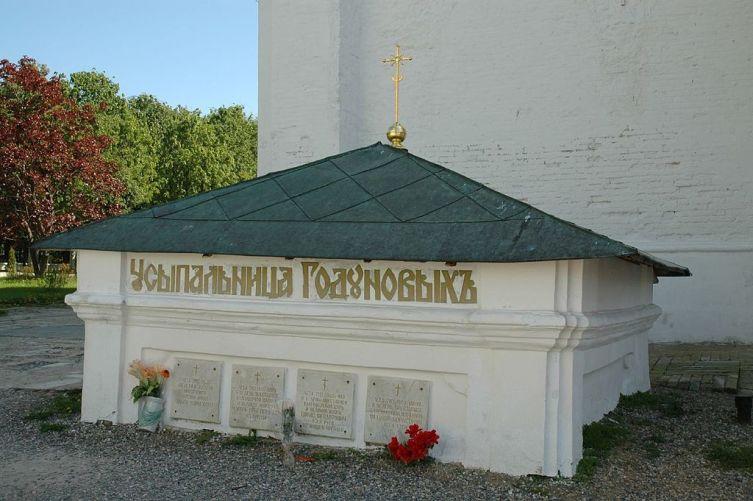 Гробница Годуновых в Троице-Сергиевой лавре