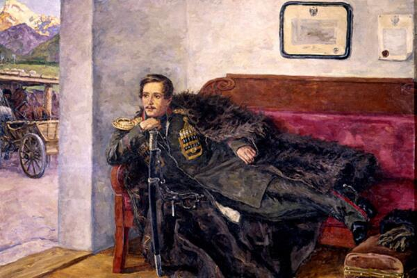 Почему Лермонтов не смог затмить славу Пушкина? Часть 2