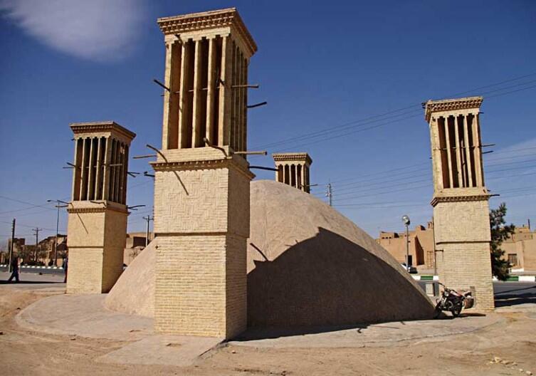 Бадгир в Иране