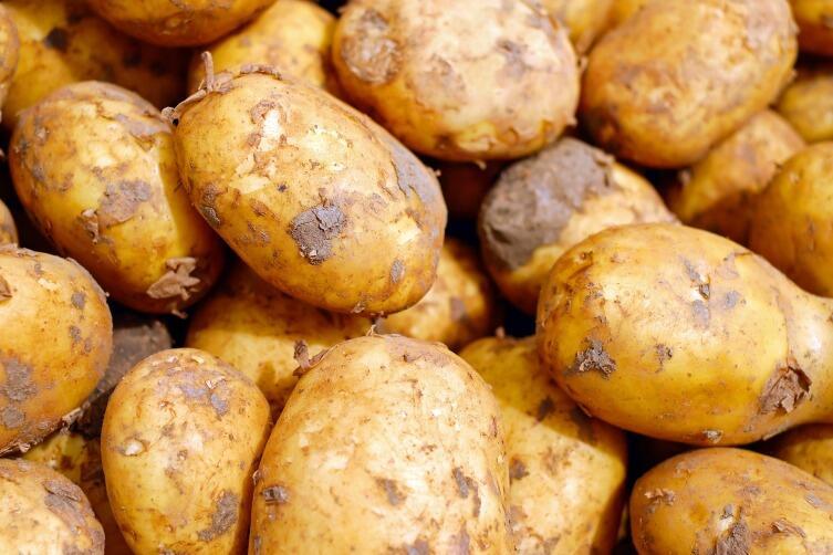 400 граммов картофеля содержат дневную норму витамина С