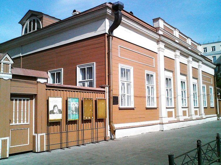 Дом-музей в Москве по адресу ул. Щепкина, 47