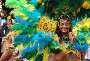 Как проходит бразильский карнавал?