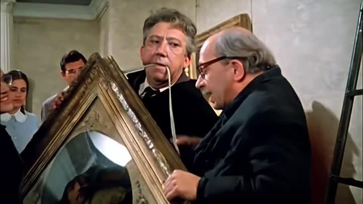 Как джентльмены удачи воспользовались съемками фильма  «Старики-разбойники»?