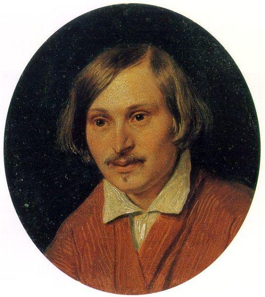 А. А. Иванов, «Портрет Гоголя»