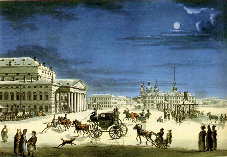 С. С. Гулак-Артемовский на  протяжении 22 лет был солистом Императорской русской оперы в Петербурге