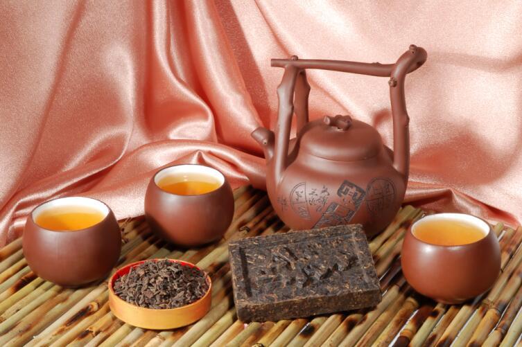 Этот странный чай пуэр, или Что бодрит сильней, чем кофе?