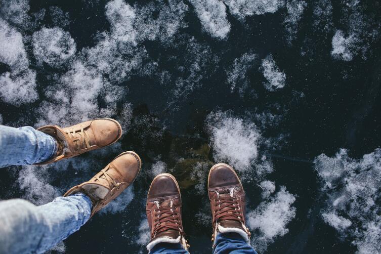 Приобретайте обувь на устойчивой подошве