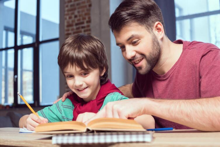 Домашнее задание дает ребенку возможность отработать навыки, полученные на уроке