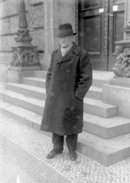 Георг Ледебур, 1931г.