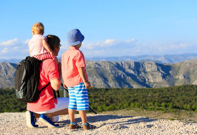 Как правильно сходить в поход с ребенком? Некоторые не очевидные моменты