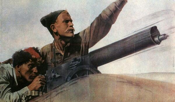 Почему советские режиссеры боялись связываться с «чапаевским» Петькой?