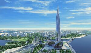 Станет ли Лахта Центр достопримечательностью Санкт-Петербурга?    