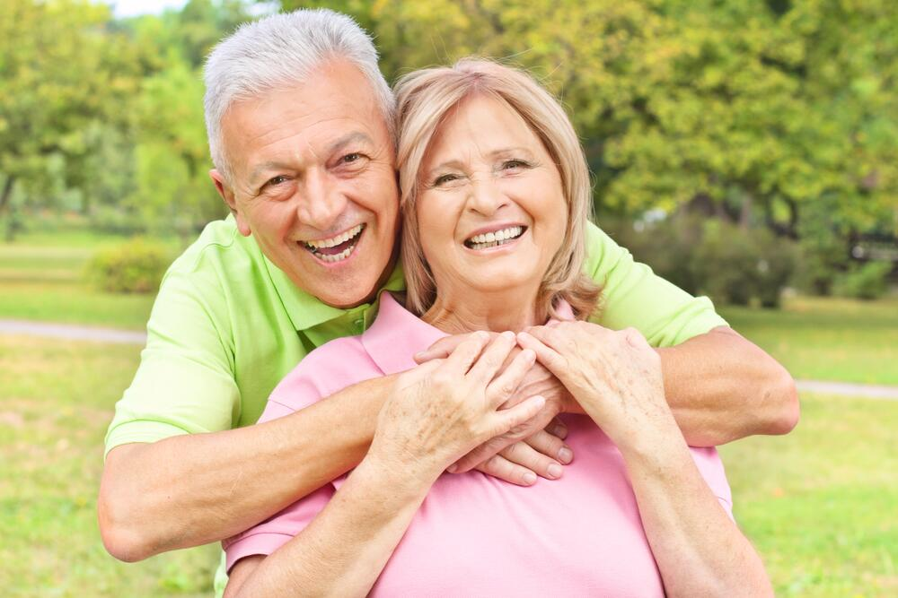 Красивый секс в старости и здоровье