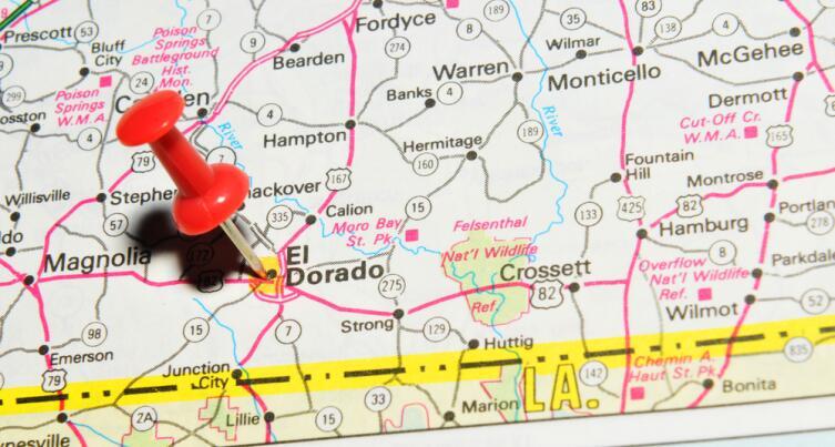 Желание отыскать золотой Эльдорадо не покидает умы искателей приключений