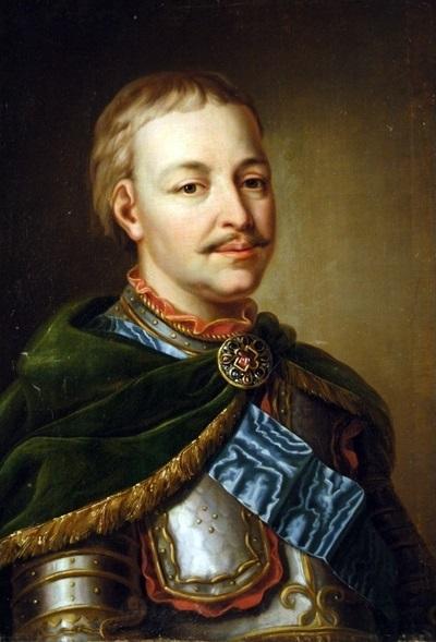 Иван Мазепа, портрет неизвестного художника