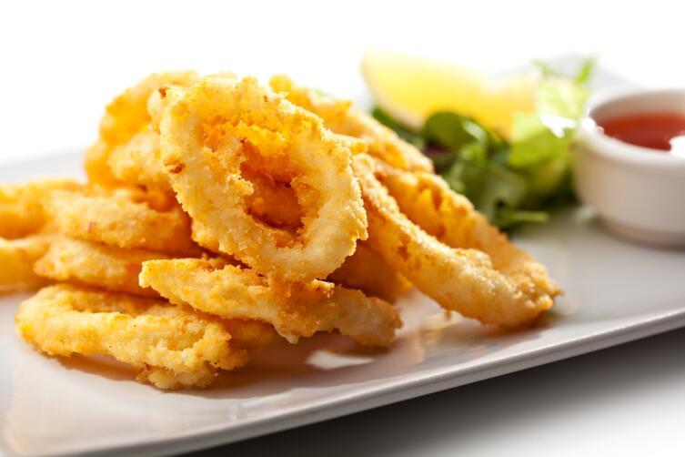 Как приготовить вкусное блюдо из кальмаров? Делюсь секретами!