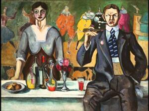 Луч любви. Какая пара была самой эпатажной в русском художественном авангарде? Часть 1. Россия