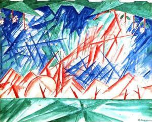 Луч любви. Какая пара была самой эпатажной в русском художественном авангарде? Часть 2. Франция