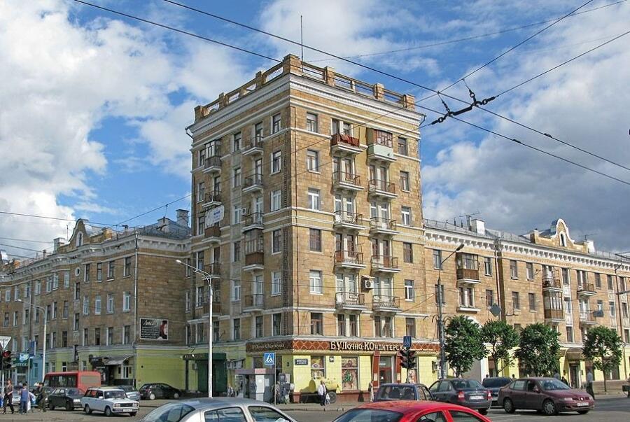 Пересечение улиц Декабристов и Гагарина, Казань
