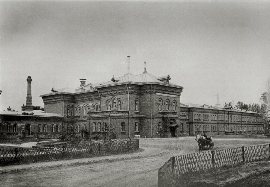 Московская психиатрическая клиническая больница № 1 имени Н. А. Алексеева (с 1922 по 1994 — имени П. П. Кащенко; также известна как Кащенко)