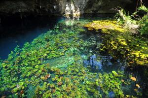 Где течет самая загадочная подземная река?