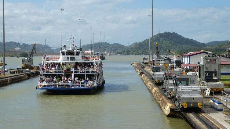 Панамчкий канал