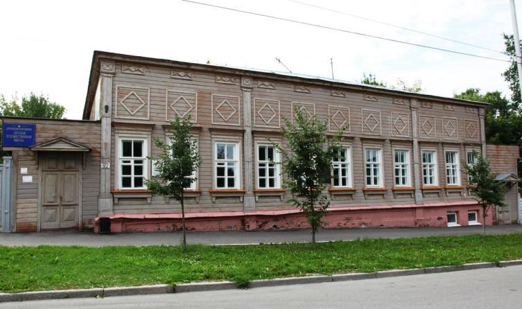 Бывший дом Костёркина