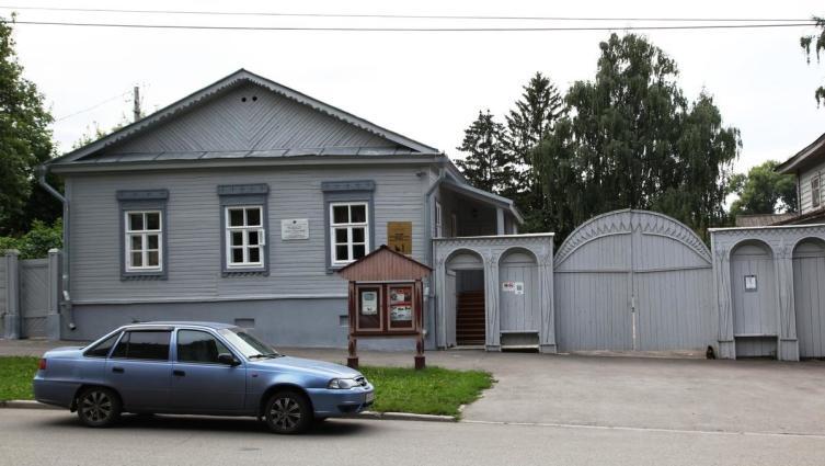 Бывший дом Анаксагорова