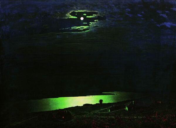 Почему художника Архипа Куинджи называли кудесником южной ночи?