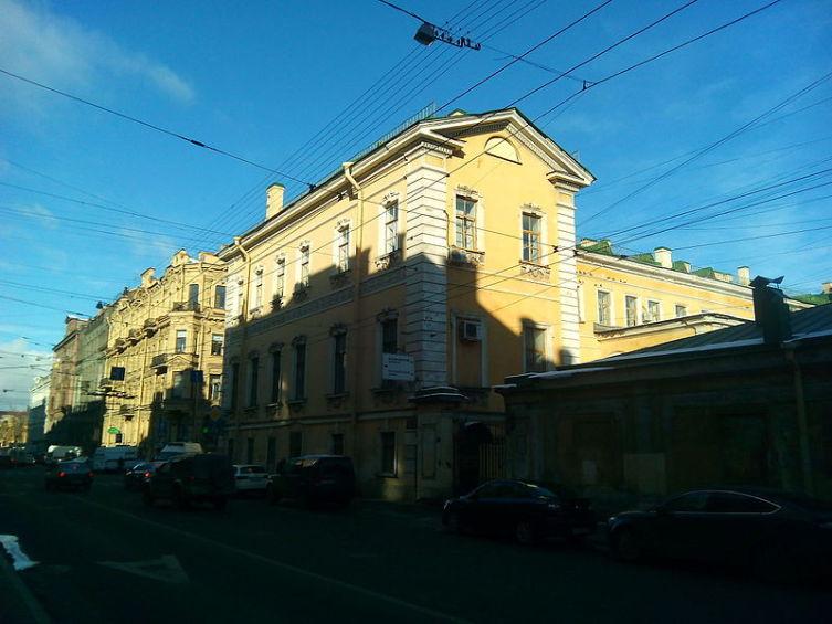 Дом Пиковой Дамы в Санкт-Петербурге
