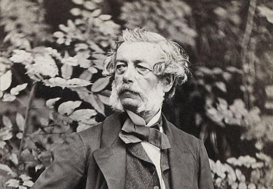 Франц Ксавер Винтерхальтер, 1865 г.