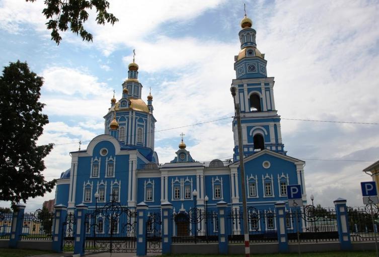 Спасо-Вознесенский собор