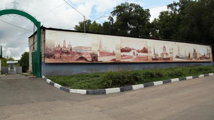 Фотогалерея храмов, уничтоженных в Ульяновске за время Советской власти