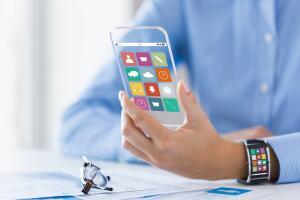 Зачем нужен прозрачный смартфон?