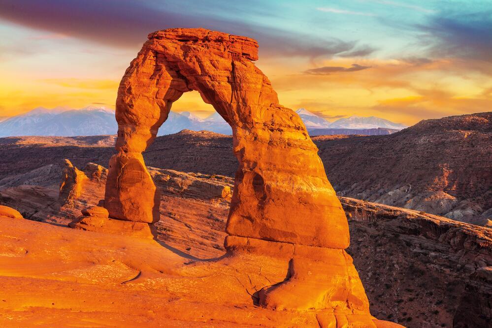 Как возникают природные арки?