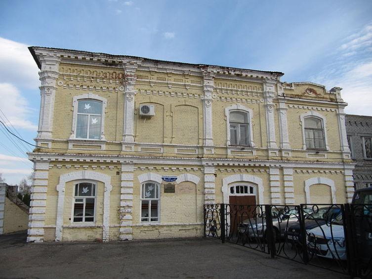 Старое музыкальное училище, город Маркс