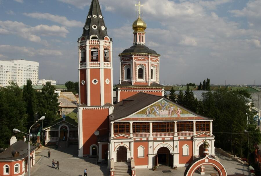 Свято-Троицкий собор в Саратове
