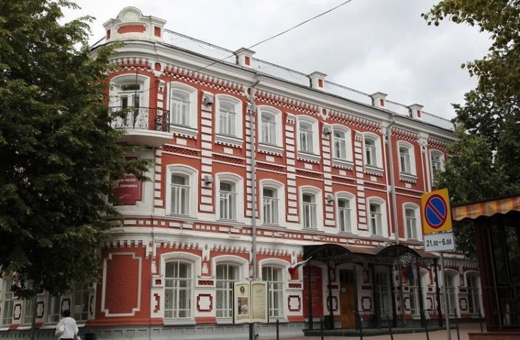 Историко-мемориальный центр-музей Гончарова