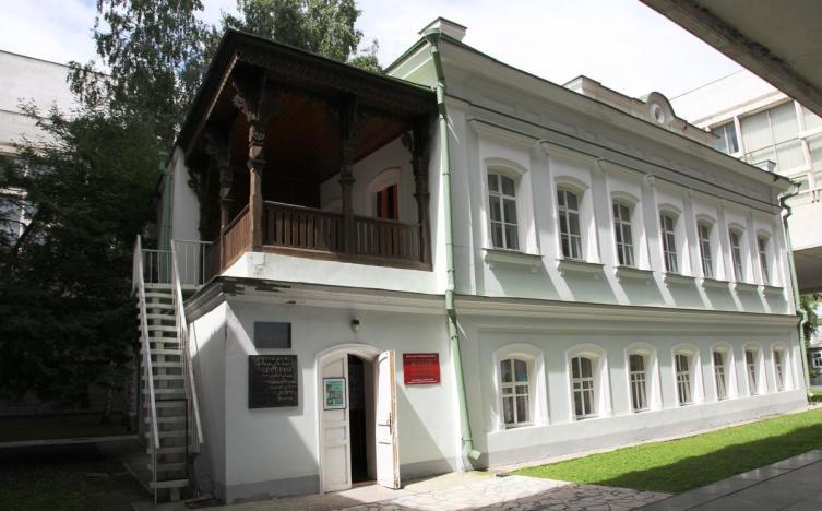 Дом Прибыловской, в котором родилась сестра Ленина Ольга