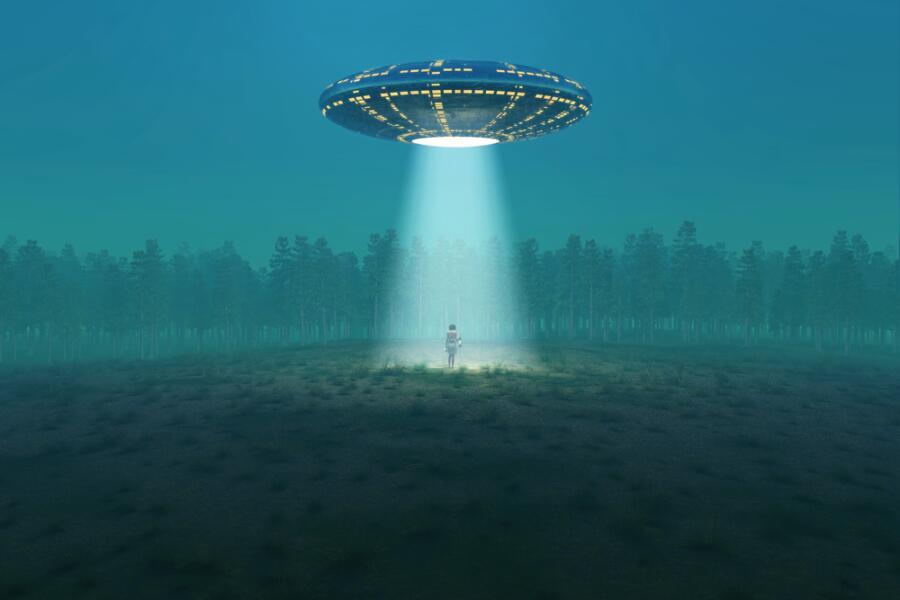 НЛО прилетело. Ждать ли секса с  инопланетянами?