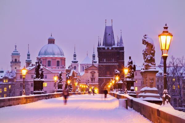 Что делать в Праге зимой?