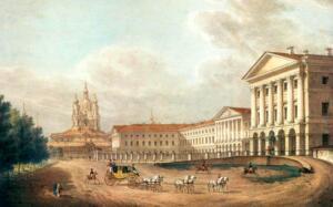 Смольный институт благородных девиц: как воспитывали барышень в царской России?